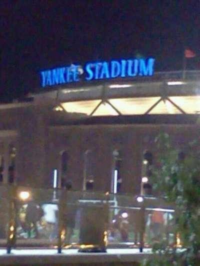 Yankee Stadium sección Subway