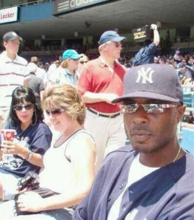 Old Yankee Stadium, sección: 134, fila: WC