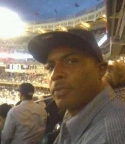 Old Yankee Stadium, sección: 132, fila: 12, asiento: 1