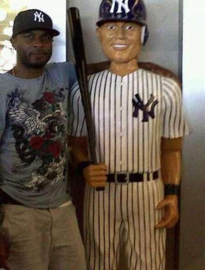 Yankee Stadium sección Steinbrenner