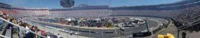 Bristol Motor Speedway, sección: Junior johnson, fila: 12, asiento: 9