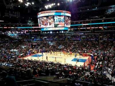 Staples Center, sección: Suite A43