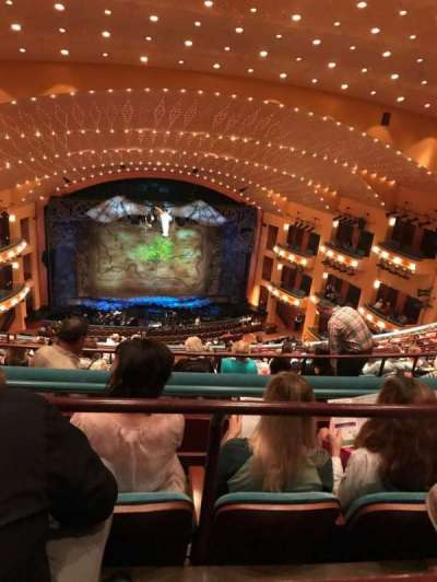 Procter And Gamble Hall at the Aronoff Center, sección: CBALC, fila: L, asiento: 209