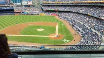 Yankee Stadium sección Suite 43