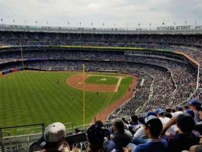 Yankee Stadium sección 432B