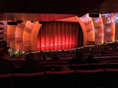 Radio City Music Hall, sección: 1STMZ7, fila: G, asiento: 709