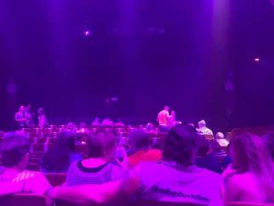 Briar Street Theater, sección: Center, fila: M, asiento: 14