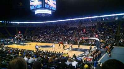Bryce Jordan Center, sección: 103, fila: C, asiento: 8