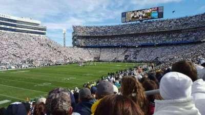 Beaver Stadium, sección: NA, fila: 24, asiento: 13