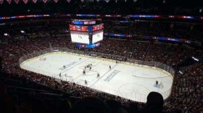 Capital One Arena, sección: 420, fila: K, asiento: 10