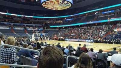 Capital One Arena, sección: 113, fila: E, asiento: 3