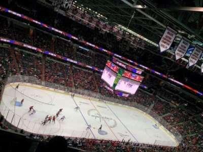 Capital One Arena, sección: 431, fila: H, asiento: 5