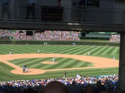 Wrigley Field, sección: Standing Room Only, fila: SRO, asiento: N/A