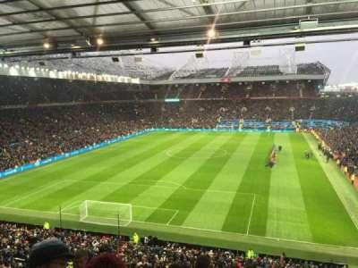 Old Trafford, sección: W3105, fila: 6, asiento: 41