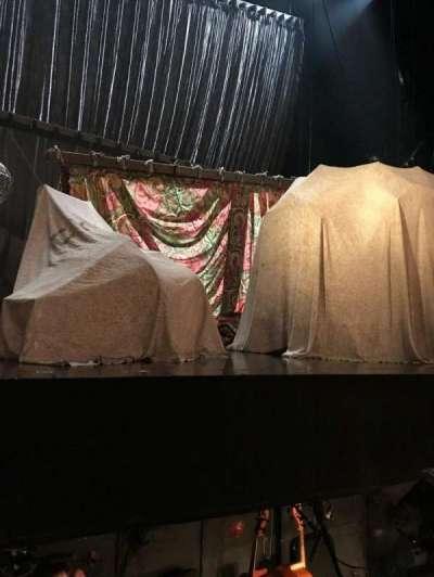 Majestic Theatre, sección: Orchestra, fila: AA, asiento: 1