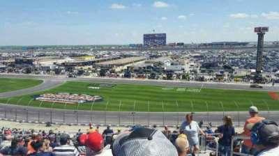 Texas Motor Speedway, sección: 115, fila: 43, asiento: 16