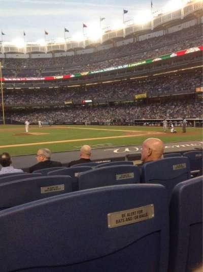 Yankee Stadium sección 024B