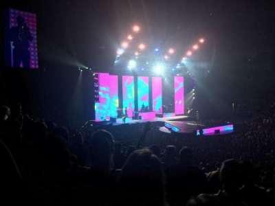 PPG Paints Arena, sección: 112, fila: P, asiento: 14