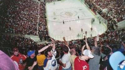 PNC Arena, sección: 316