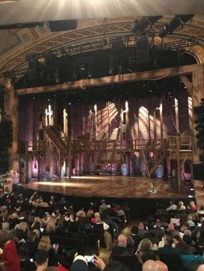 Richard Rodgers Theatre, sección: Orch, fila: P, asiento: 8-10