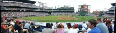 Turner Field, sección: 113, fila: 10, asiento: 2