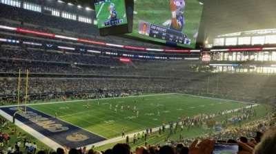AT&T Stadium, sección: 242, fila: 11, asiento: 14