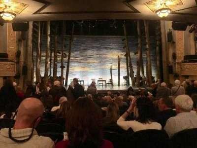 Gerald Schoenfeld Theatre, sección: Orchestra, fila: R, asiento: 105