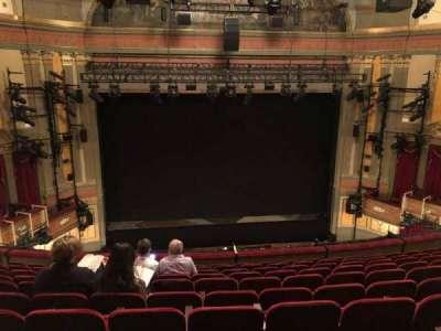 Neil Simon Theatre, sección: FMEZZ, fila: K, asiento: 107