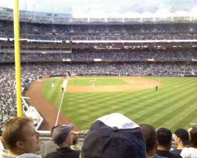 Yankee Stadium sección 207