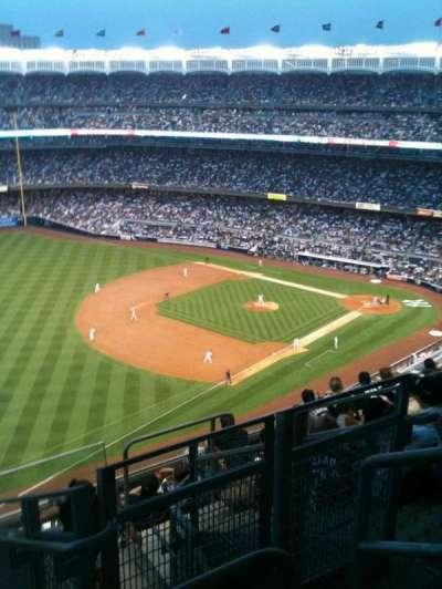 Yankee Stadium sección 430