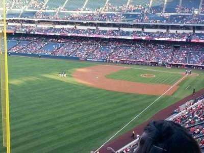 Angel Stadium sección V404