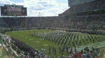 Spartan Stadium, sección: 3, fila: 33, asiento: 47