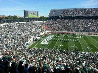 Spartan Stadium, sección: c10, fila: 10, asiento: 4