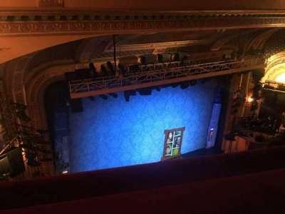 Walter Kerr Theatre, sección: Balcony, fila: A, asiento: 29