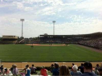 Joker Marchant Stadium, sección: Berm