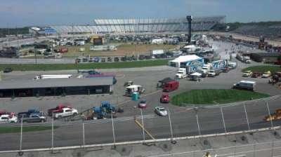 Dover International Speedway, sección: 134, fila: 25