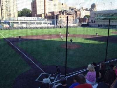 Long Island University Field, sección: N/A, fila: N/A, asiento: N/A
