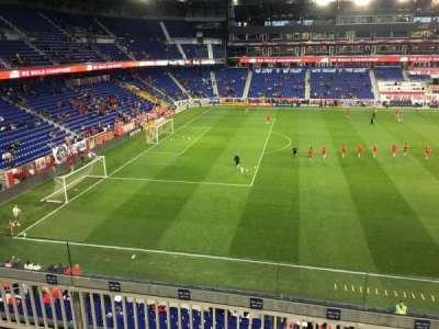 Red Bull Arena, sección: 228, fila: 5, asiento: 16