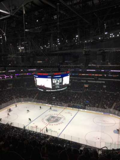Staples Center, sección: 316, fila: 12, asiento: 5