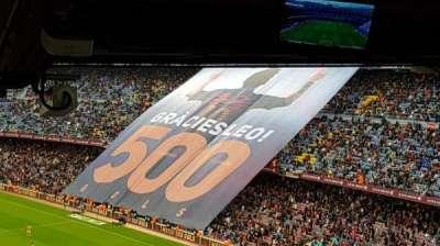 Camp Nou, sección: 317, fila: 34, asiento: 04