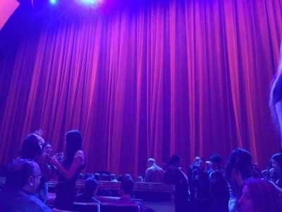 Radio City Music Hall, sección: Orchestra 3, fila: FF, asiento: 314