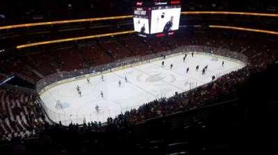 Honda Center, sección: 416, fila: n, asiento: 4
