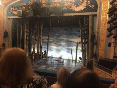 Gerald Schoenfeld Theatre, sección: Mezz, fila: C, asiento: 8