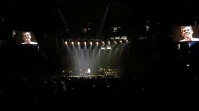 Oracle Arena, sección: 2, fila: A5, asiento: 10
