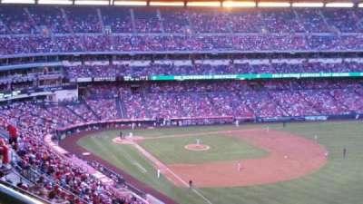 Angel Stadium sección V536