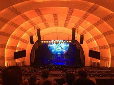 Radio City Music Hall, sección: 401, fila: D, asiento: 402