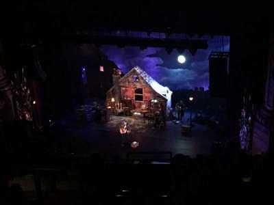 Beacon Theatre, sección: UBALC4, fila: J, asiento: 28