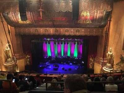 Beacon Theatre, sección: UBALC2, fila: G, asiento: 4