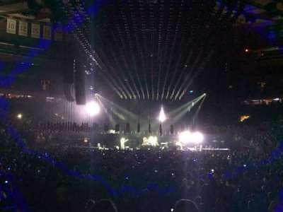 Madison Square Garden, sección: 2, fila: 15, asiento: 12