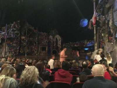 Neil Simon Theatre, sección: Orchestra, fila: J, asiento: 14